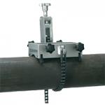 用于ø80-250 mm管的管夹